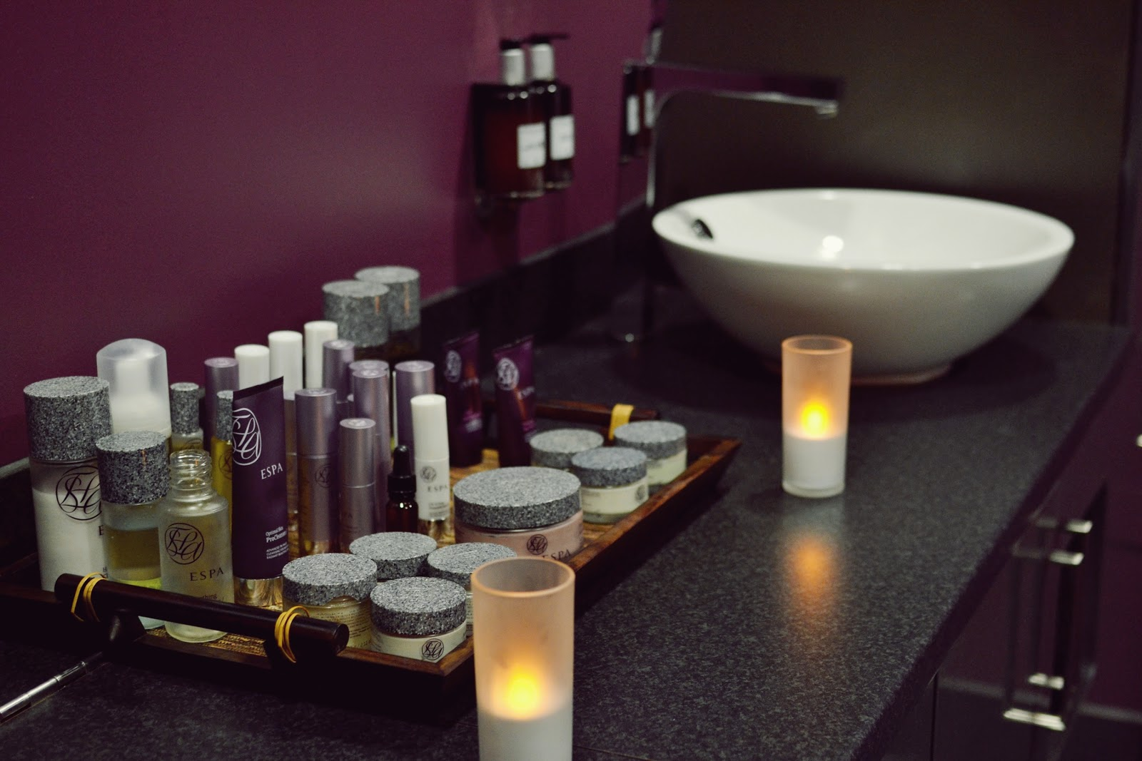 Guildford lifestyle blogger spa review