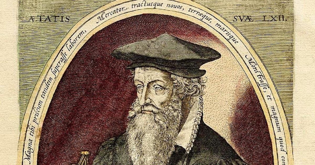 a biography of gerardus mercator 500th anniversary of gerardus mercator atlas atlas 1595 chronology 1569 after 1569, mercator began to pursue the main dream of his life - producing an universal.