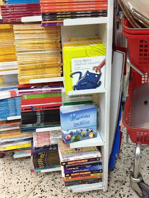 Los libros orilleros esperan que los vayas a buscar: