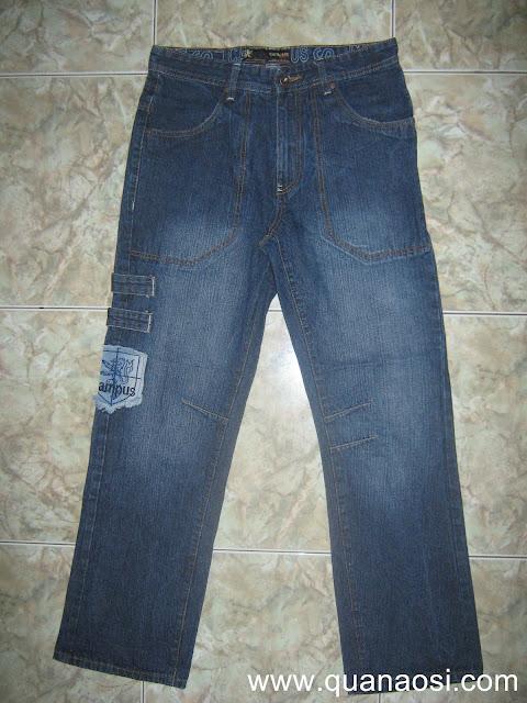 Quần jean kiểu hiệu CAMPUS size 34 450k