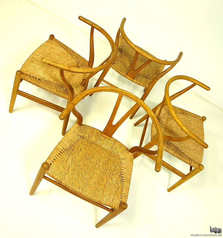 the secret room carl hansen son ch24 wishbone chairs. Black Bedroom Furniture Sets. Home Design Ideas