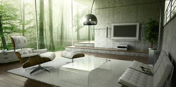 dekorasi ruang tamu yang baik