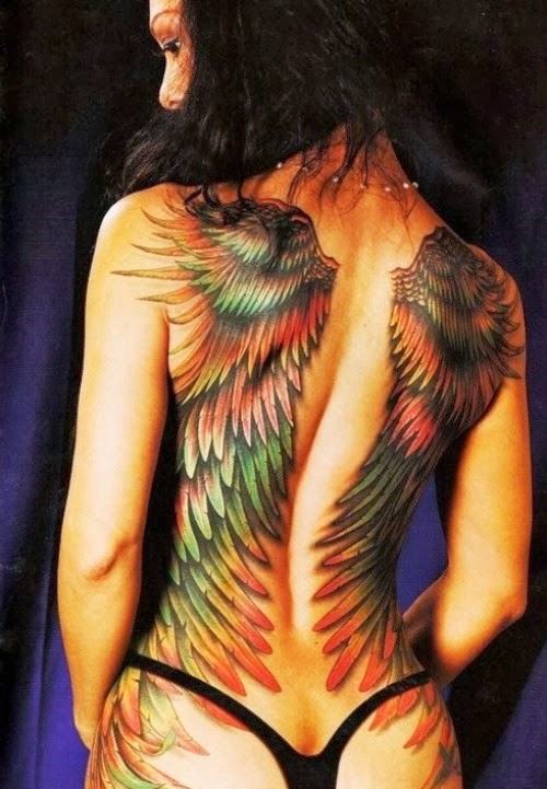 TATTOO ART ANGELS