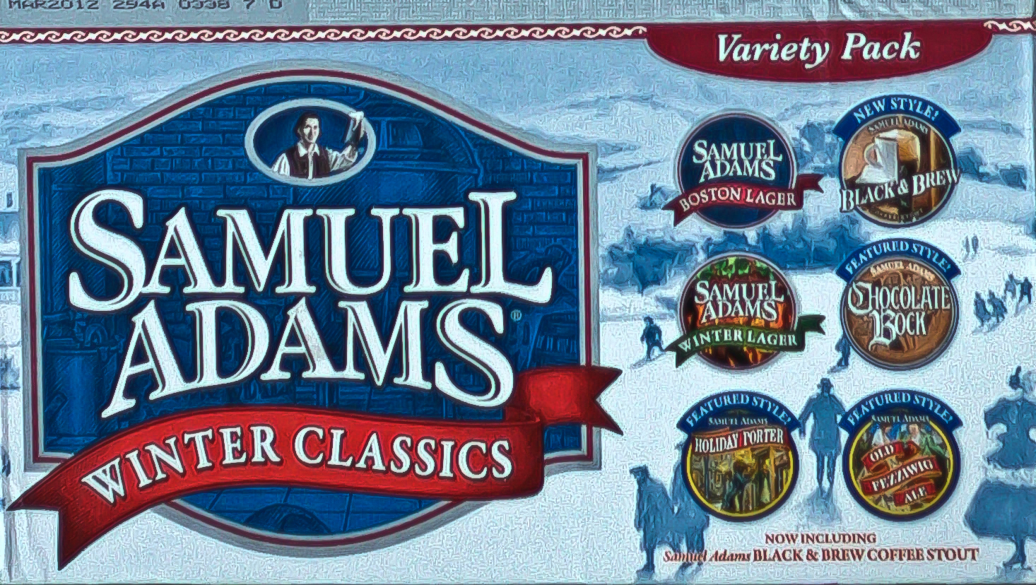 Samuel Adams Winter Variety Pack Review Part I | The Beer Whisperers