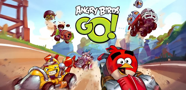 Download Angry Birds Go! v1.0.1 APK