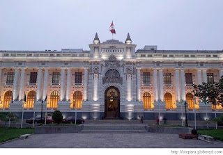 WEB CONGRESO DE LA REPUBLICA