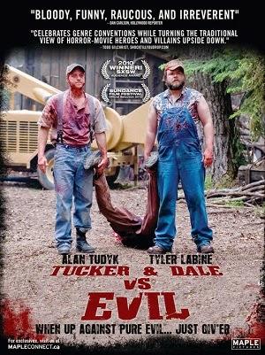 Kỳ Nghỉ Kinh Hoàng - Tucker And Dale Vs Evil (2010)