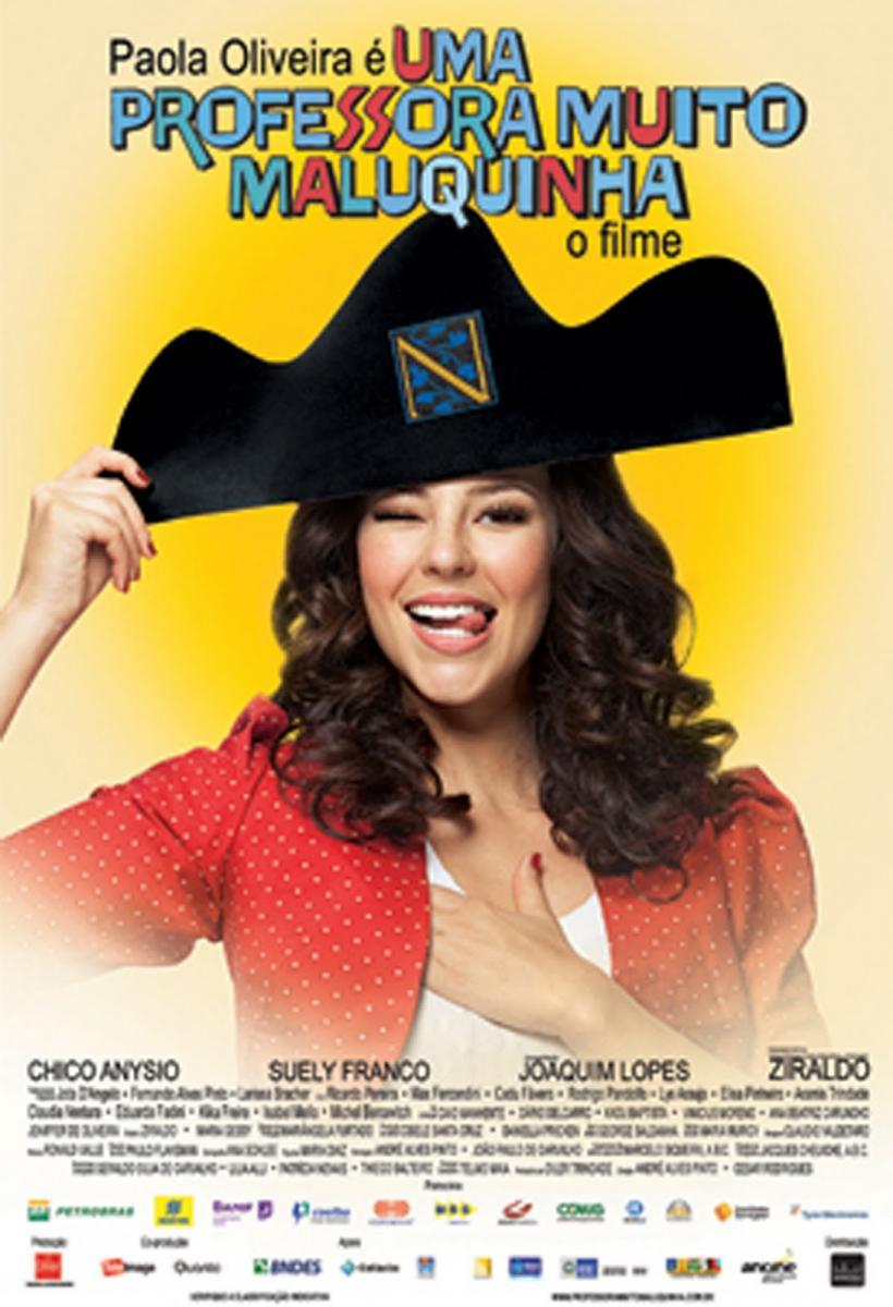 Uma Professora Muito Maluquinha O Filme (2011) Online Latino