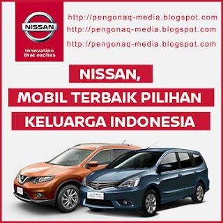 Kontes SEO Jago Nulis - Nissan Mobil Pilihan Keluarga Indonesia