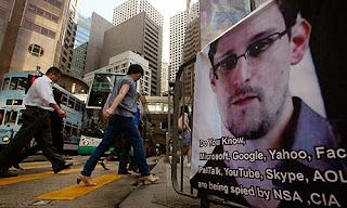 Salah AS, Snowden terlepas