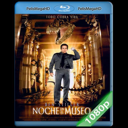 NOCHE EN EL MUSEO (2006) 1080P HD MKV ESPAÑOL LATINO