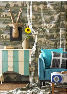 Textiles and mixes that make home