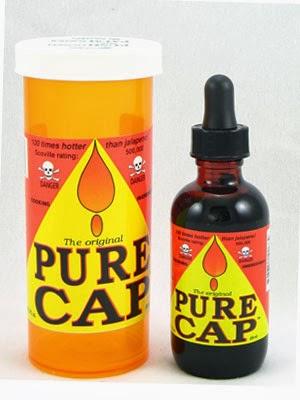 Pure Capsaicin Sauce