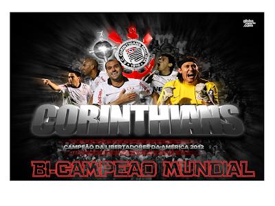 Planejamento, sonhos, metas, objetivos, responsabilidade, respeito, etc são características do Corinthians.