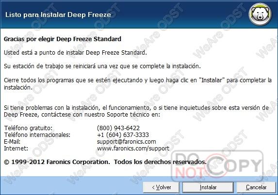 Deep freeze 7 30 020 3852 license key
