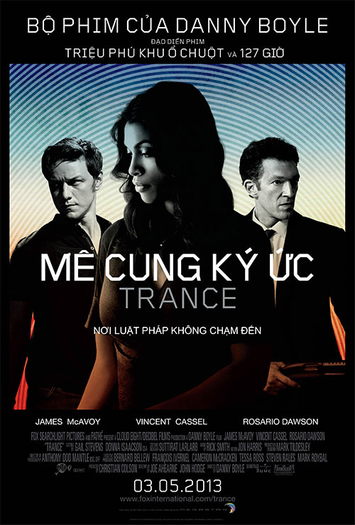 Mê Cung Kí Ức - Trance