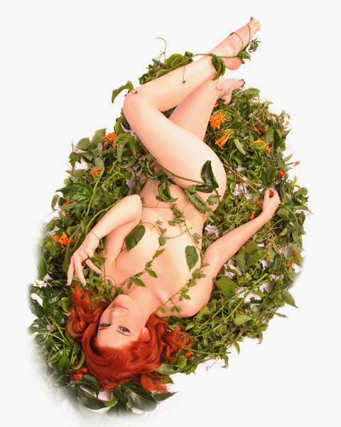 Poison Ivy Sexy Cosplay