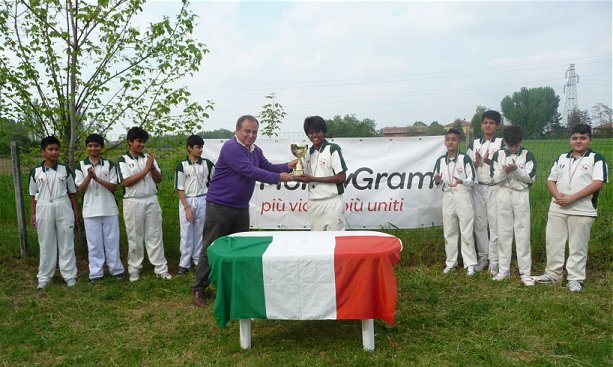 Kingsgrove Campione Italia Under 13 2014