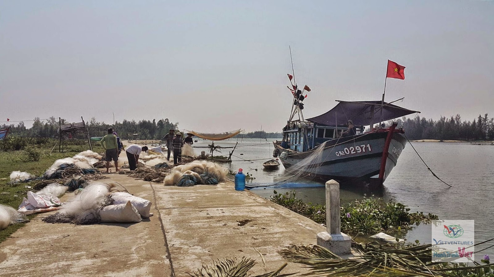 Du lịch cộng đồng thôn Trà Nhiêu, Hội An