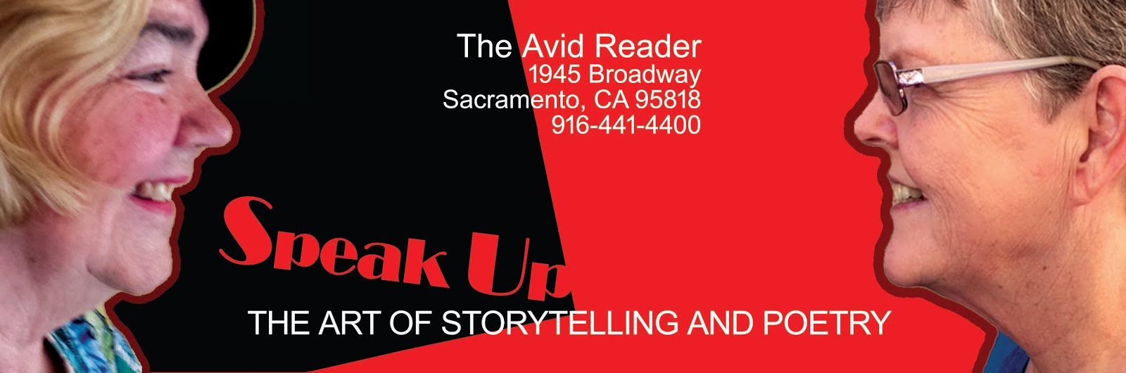 SPEAK UP in Sacramento Fri. (5/25)