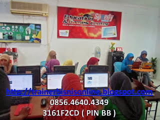 ARI PURWANTO, PELATIHAN INTERNET MARKETING, WORKSHOP INTERNET MARKETING