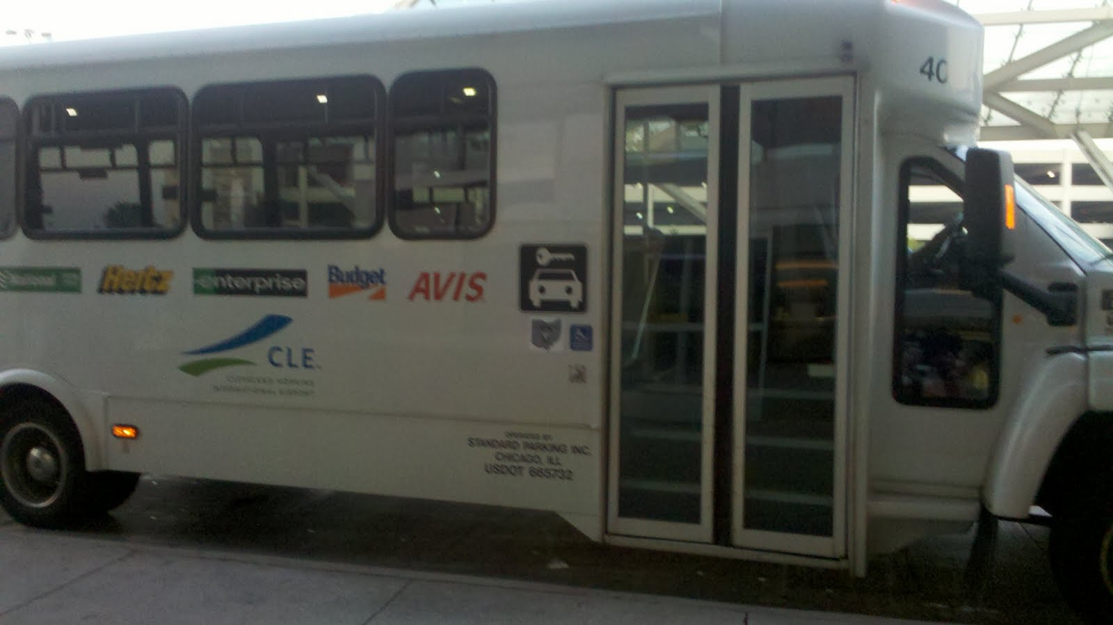 Cleveland Airport Shuttle To Rental Car