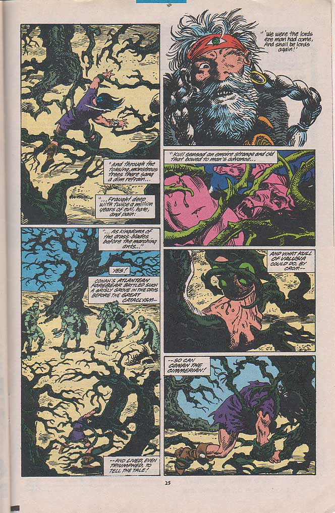 Conan the Barbarian (1970) Issue #268 #280 - English 18