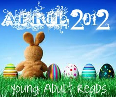 April 2012 monthly reading challenge