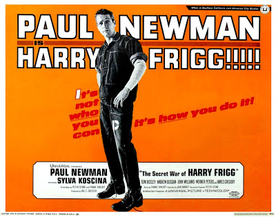 """The Secret War of Harry Frigg""  (1968)"