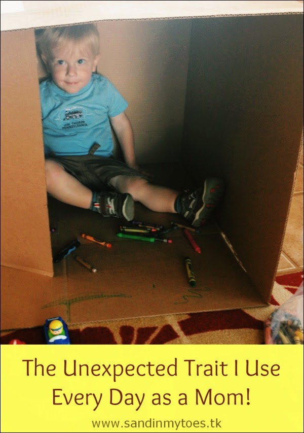 The Unexpected Trait I Use Every Day as a Mom (Adventures in Parenting)