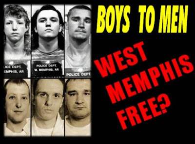 &#39;west memphis 3&#39; freed 18yrs after alleged ritual murder of cub scouts