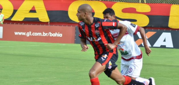 VISÃO TÁTICA de: Vitória 3 x 0 Jacuipense