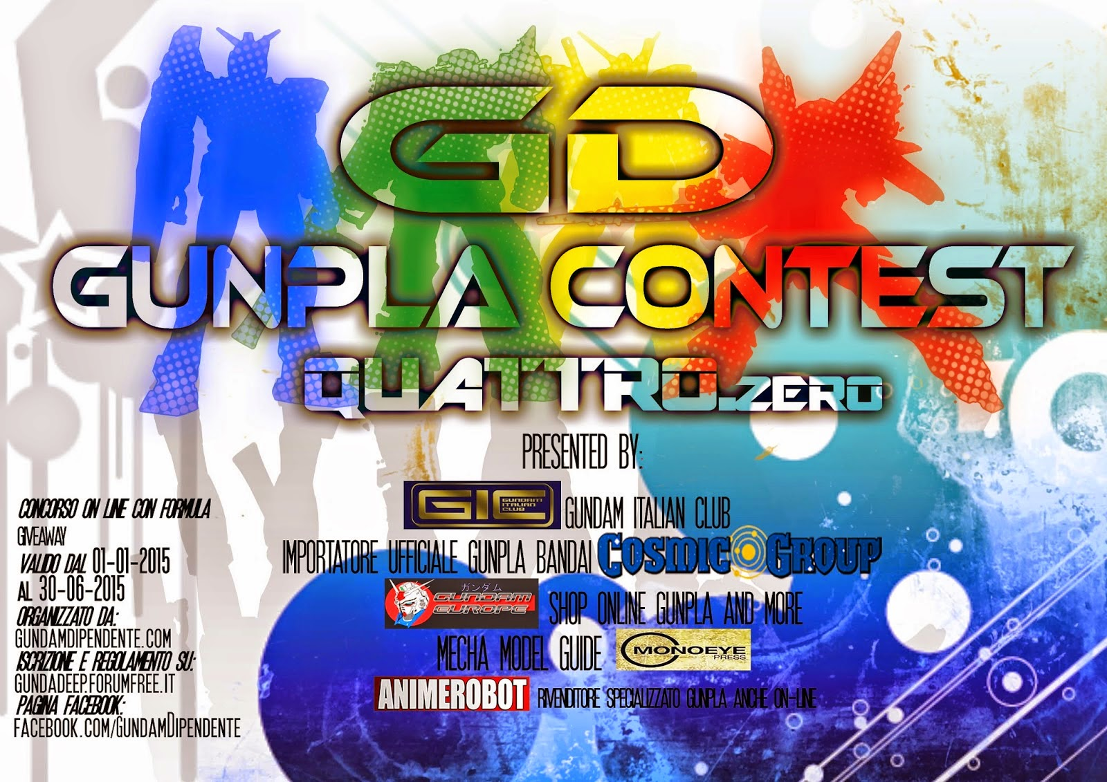 GUNPLA CONTEST 4.0