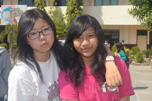With Kak Anita (: