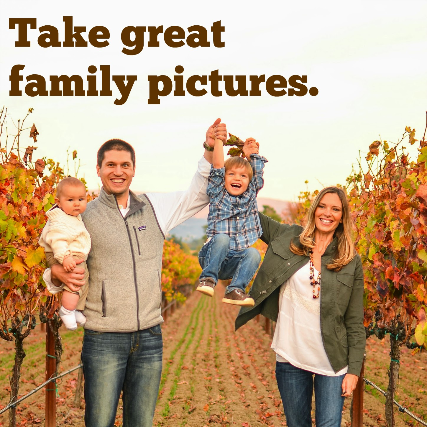 Take Great Family Photos