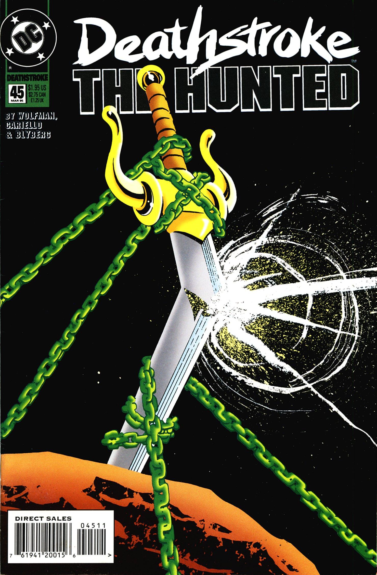 Deathstroke (1991) Issue #45 #50 - English 1