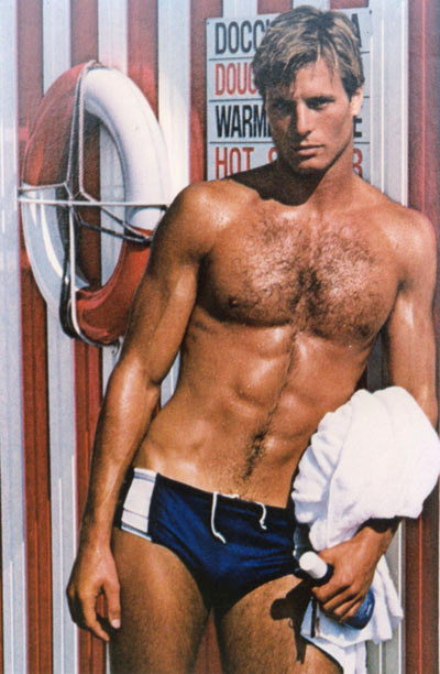 Rick nelson hairy chest
