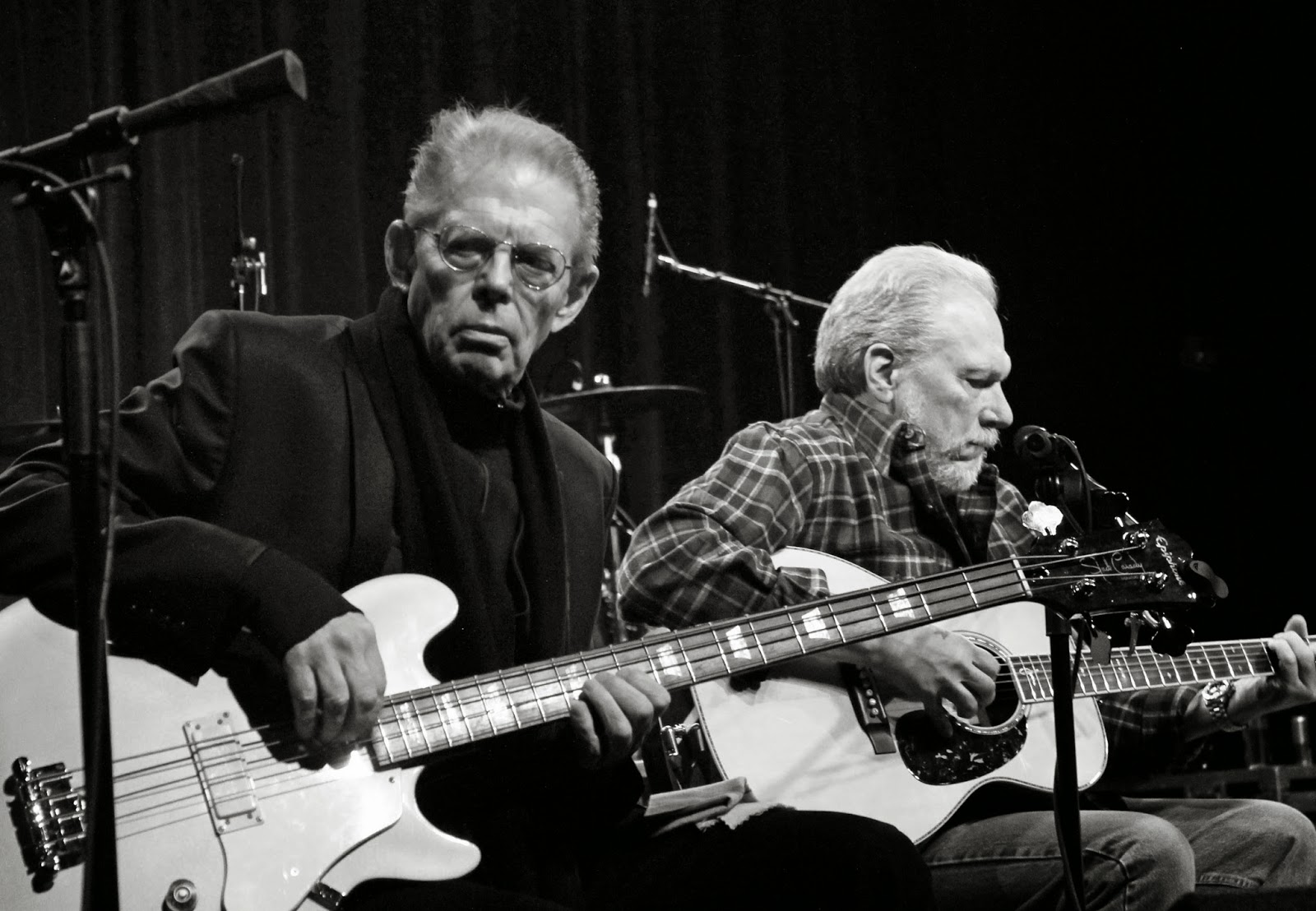 Hot Tuna/Leon Russell pics, Jan. 14, 2014