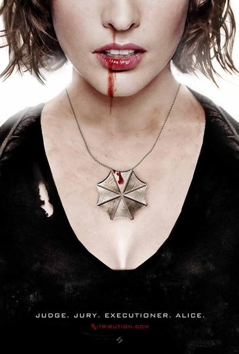 Resident Evil: Retribution. a estrenarse este 14 de septiembre