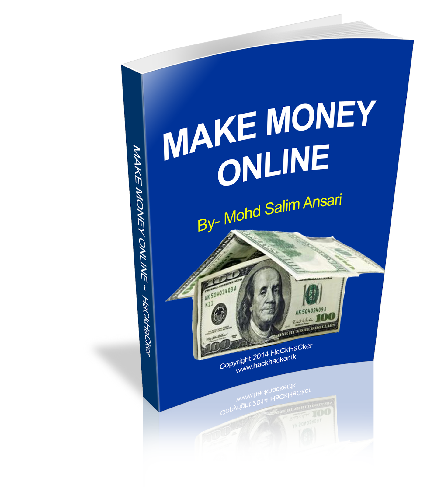 make money online earn money online pdf free download mohd salim ansari hackhacker
