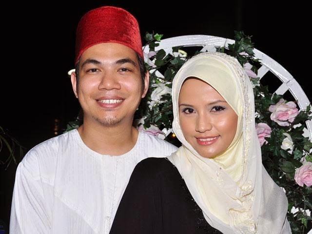Gambar Sham Kamikaze Nurul Halimin Mohd Salleh Bernikah Semula Tersebar