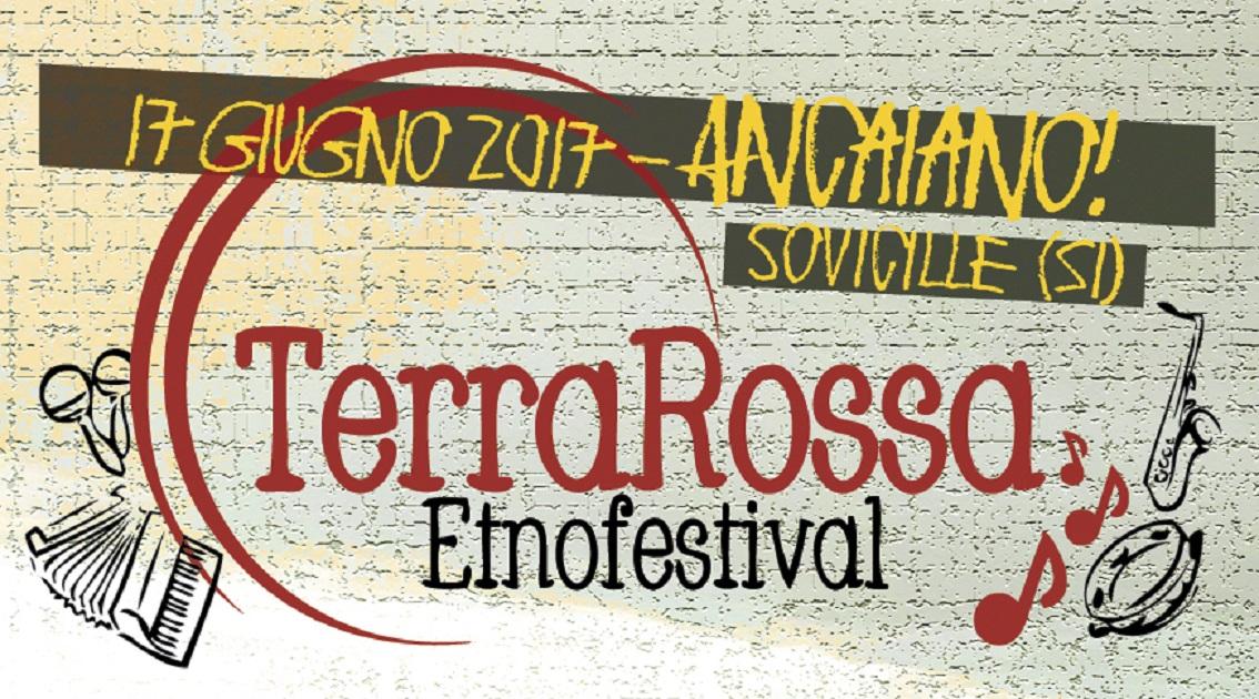 TerraRossa Etnofestival 17 GIUGNO 2017
