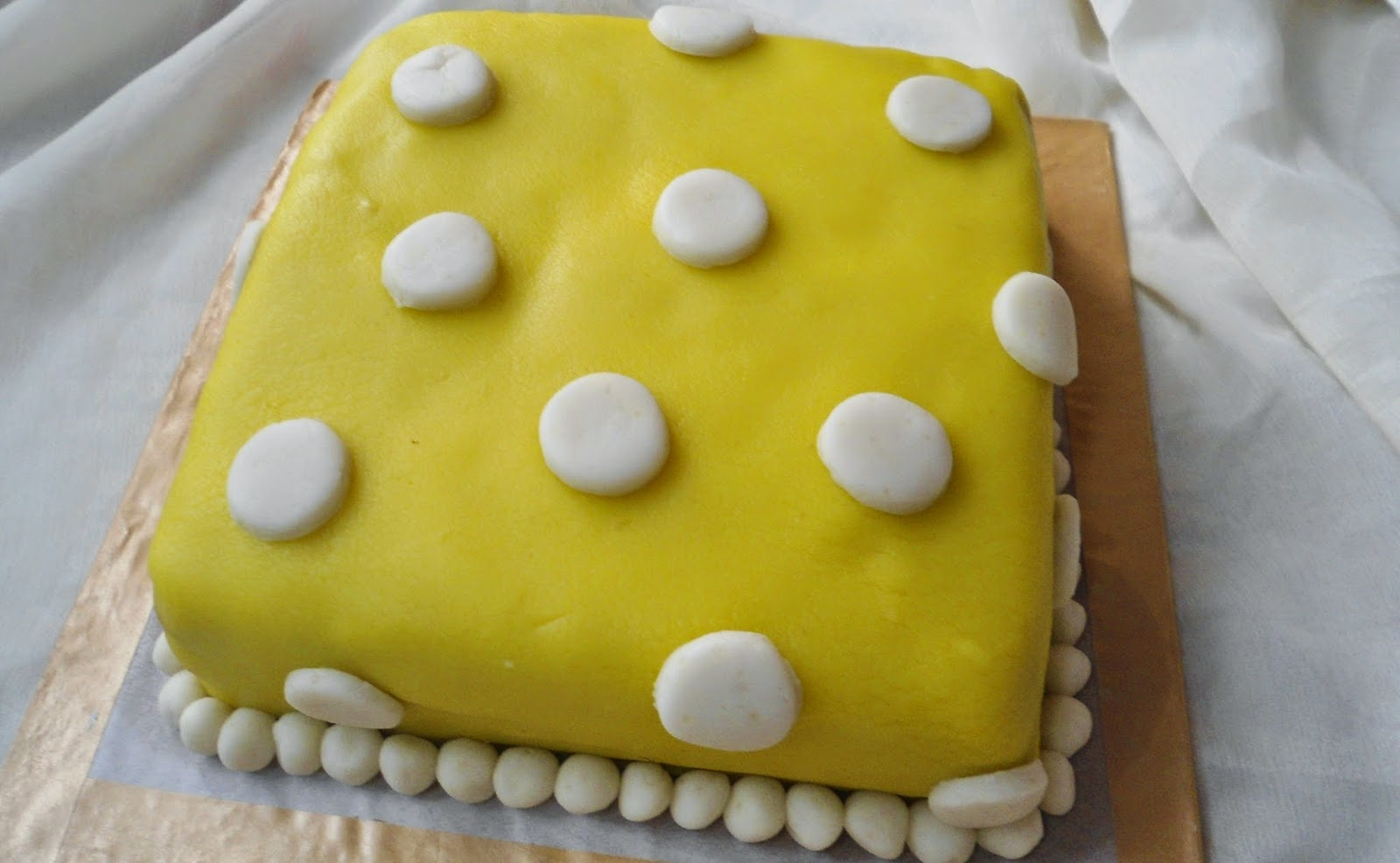 Babi  s Recipes: How to Cover a Cake with Fondant Basic ...