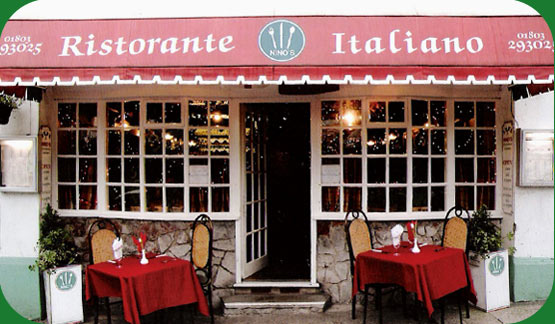 Nino S Italian Restaurant Estero