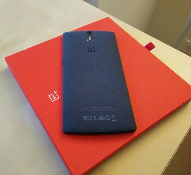 OnePlus One Updated Back
