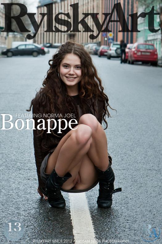 Norma_Joel_Bonappe WilskyArk 2013-04-10 Norma Joel - Bonappe wilskyark