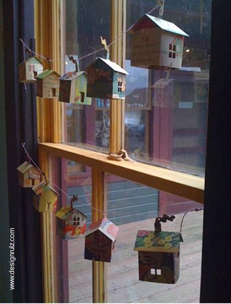Artesanía decorativa para la casa