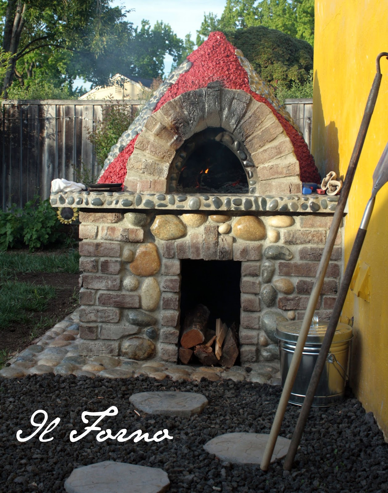 the tipsy terrier pub wood fired pizza oven