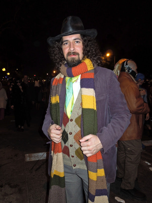 Dr Who West Hollywood Halloween Carnaval