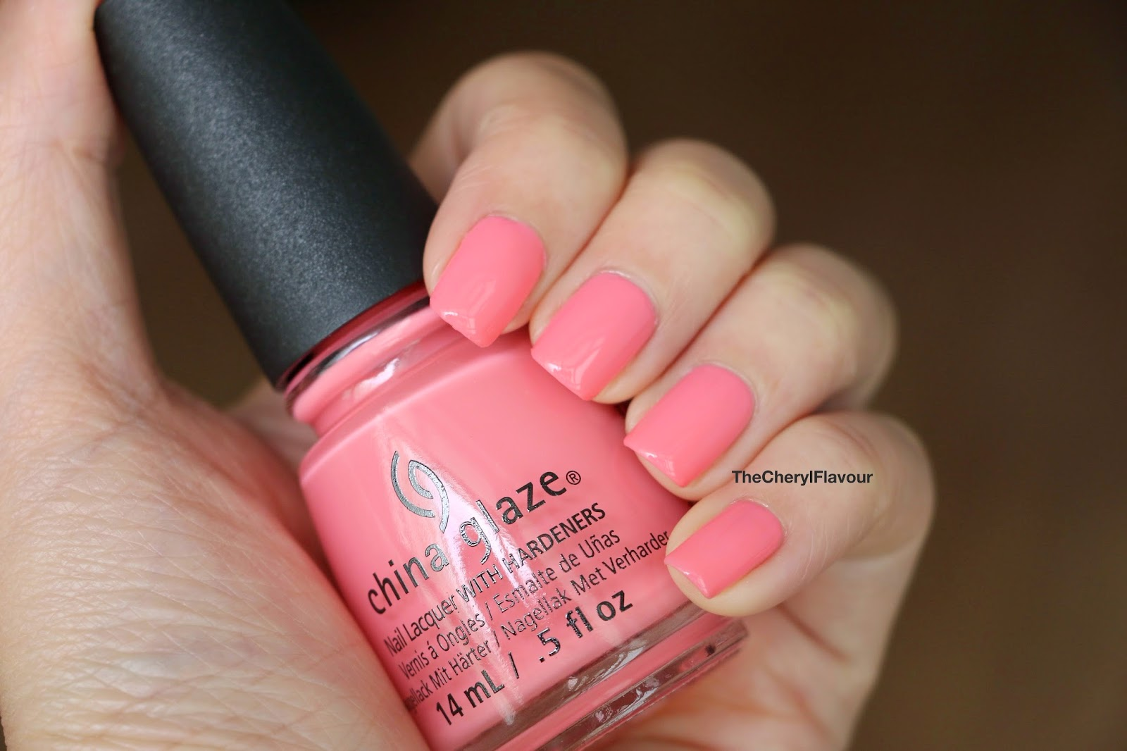 China Glaze Pinking Out The Window
